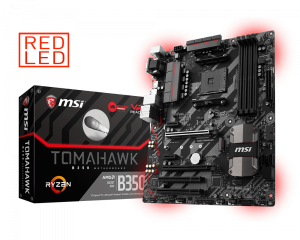 best motherboard for Ryzen 7 2700x - MSI B350 Tomahawk