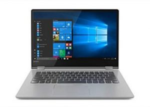 "Lenovo Yoga 530-14ARR - 14 ""HD Convertible Touch Laptop (AMD Ryzen3 2200U, 4GB of RAM, 128GB of SSD, Windows 10) Black - QWERTY Keyboard English"