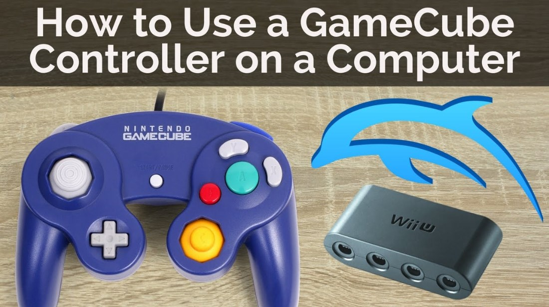How To Use GameCube Controller On Pc – All About Playing Games With Wii And GameCube