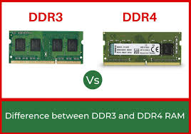 DDR3 vs DDR4 gaming ram - what are the differences?