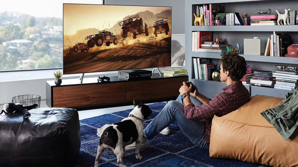 Best Resolution for Gaming on TV