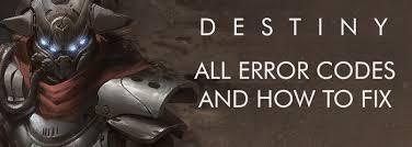 Destiny2 Error Code Anteater