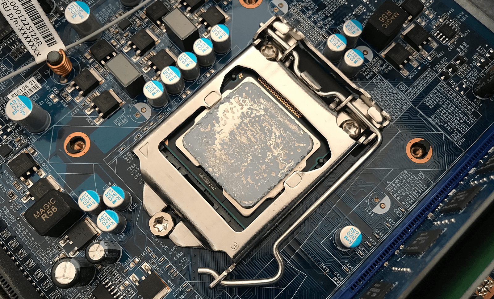 expired thermal paste