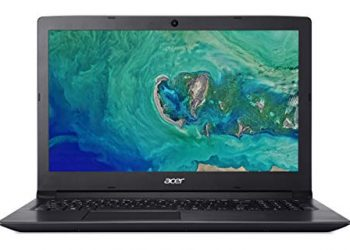 "Acer Aspire 3 | A315-33 - 15.6 ""HD Laptop (Intel Celeron N3060, 8 GB RAM, 128 GB SSD, UMA, Windows 10 Home) Black - QWERTY Keyboard English"