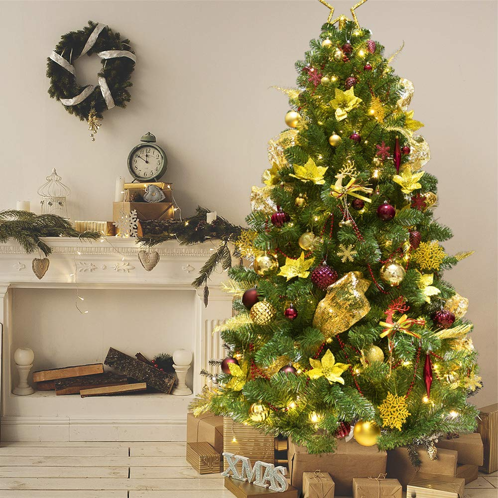 Best Fiber Optic Christmas Tree Buyer's Guide and Reviews