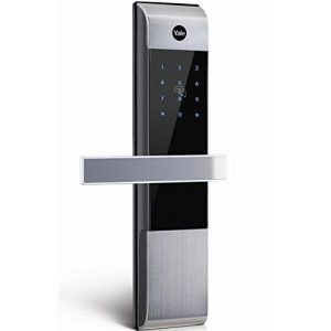 best biometric door lock - Yale