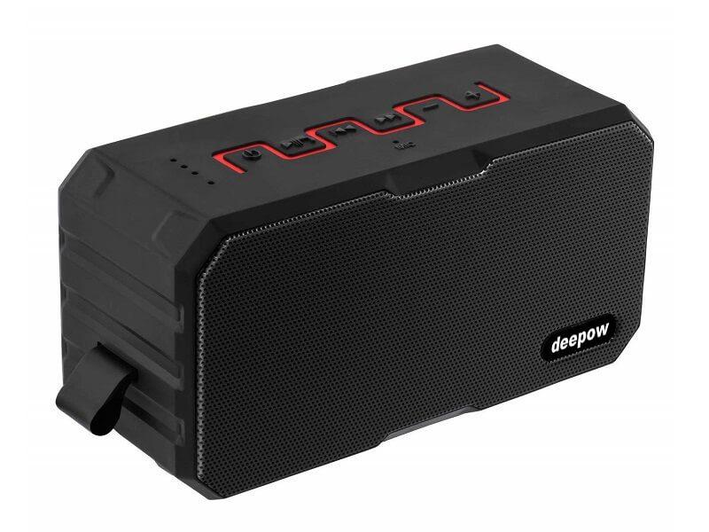 IPX7 Bluetooth speaker