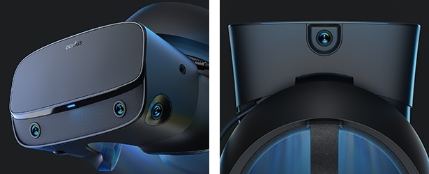 Oculus rift sensor – Simplified setup
