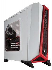 PC case White Corsair