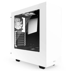PC housing white NZXT