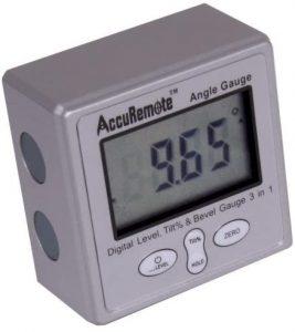 Lightweight Digital Inclinometer