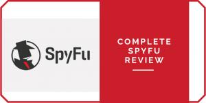 Best seo tool Spyfu
