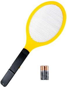 Elucto Large Electric Bug Zapper Fly Swatter Zap Mosquito
