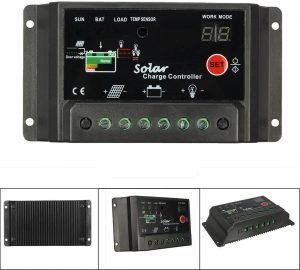 Mohoo 30A Charge Controller