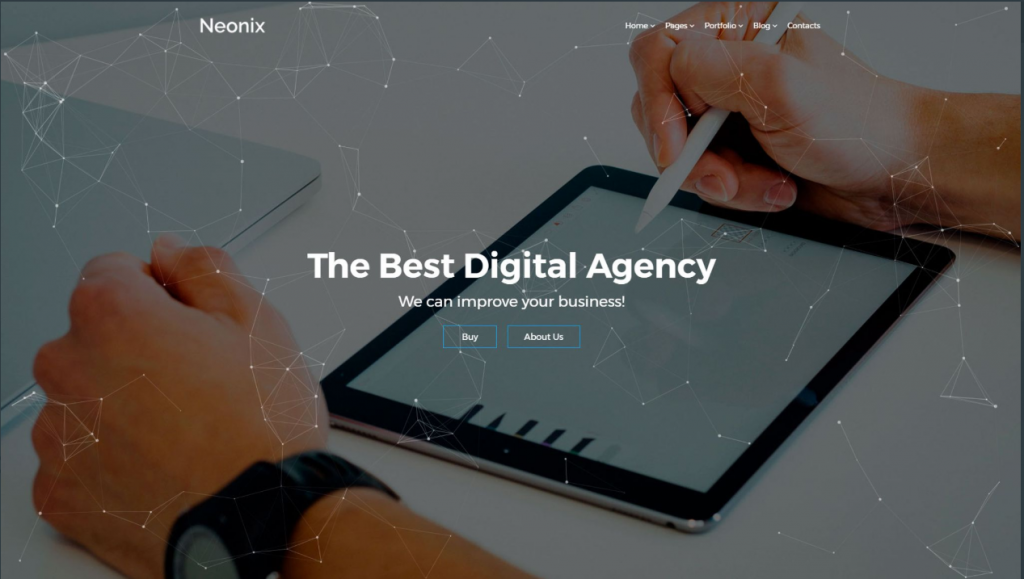Neonix WordPress