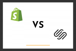 Shopify Vs Squarespace review