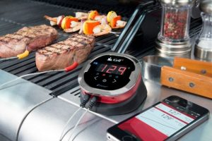 bluetooth meat thermometer i