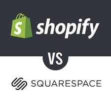 Shopify Vs Squarespace Comparison