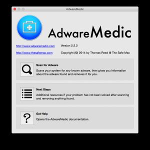 Adwaremedic removal tool