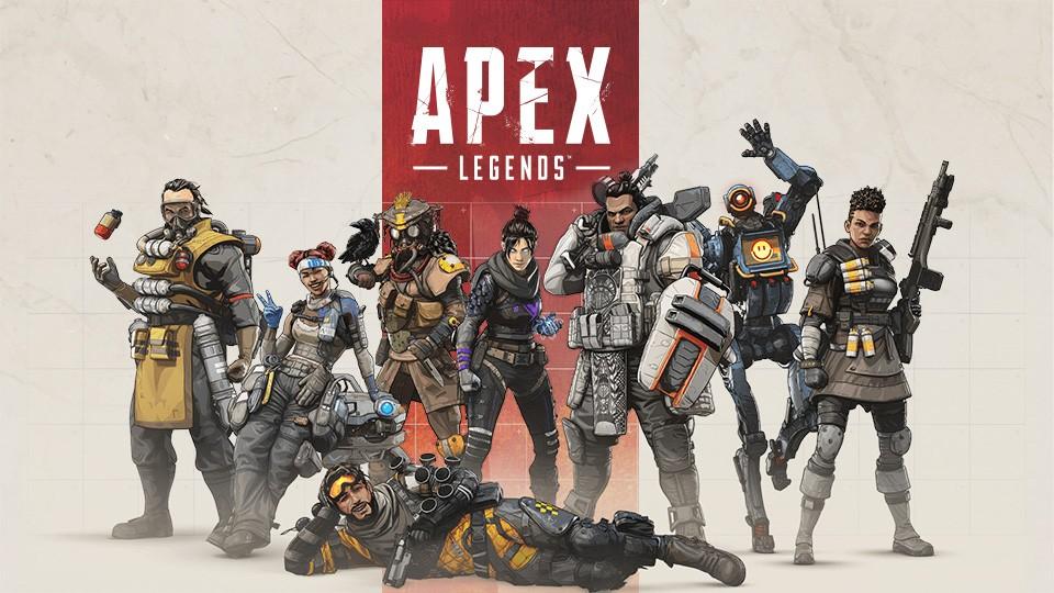 Apex Legends Code 100